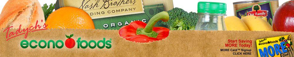 econo foods logo