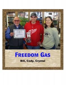 Freedom Gas