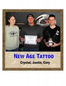 New Age Tattoo