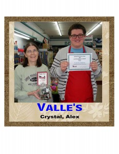 Valle's