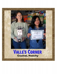 Valle's Corner