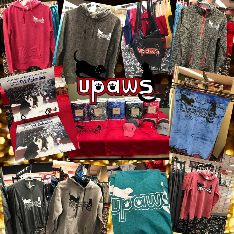 UPAWS Holiday Store Open at Westwood Mall - Upper Peninsula